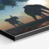 Aufbau Aluminiumverbundplatte